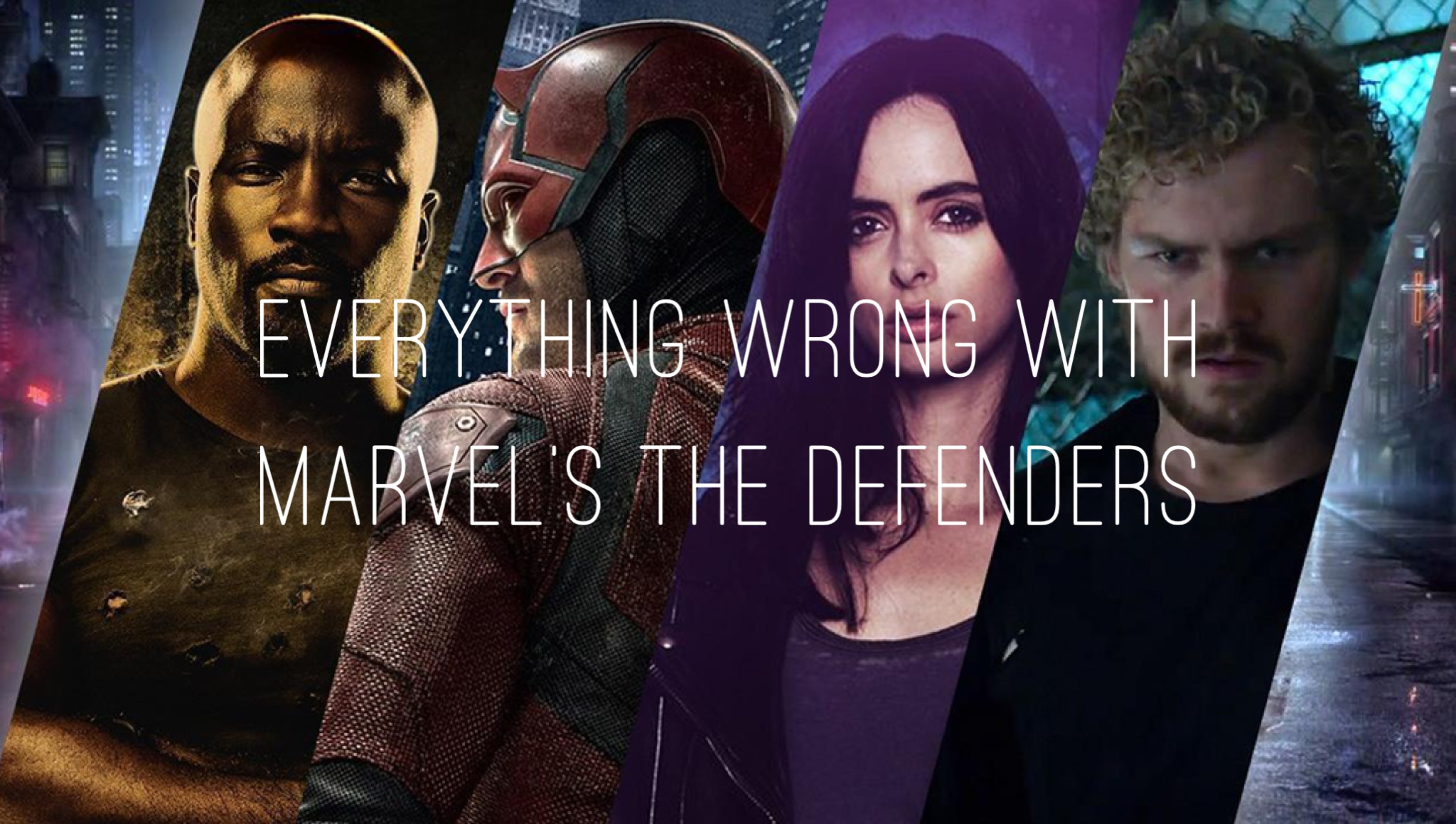 Everything wrong with Marvel's The Defenders