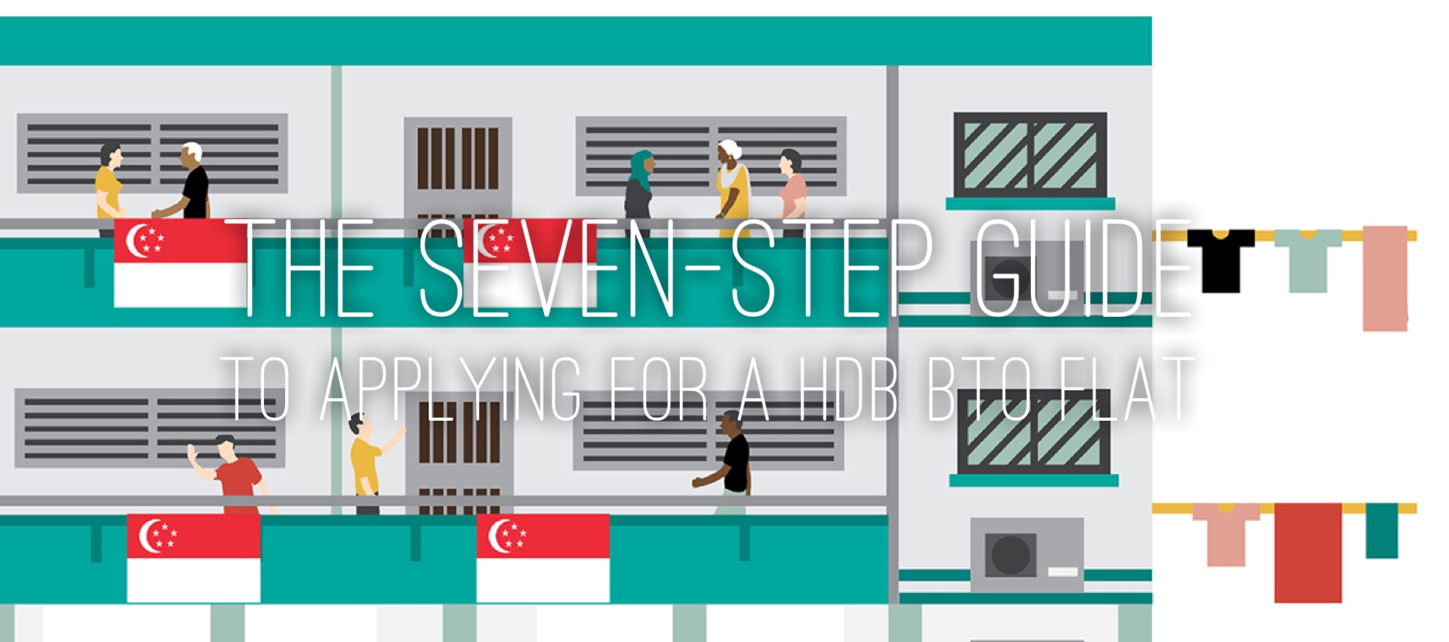 The Seven-Step Guide To Applying For A HDB BTO Flat
